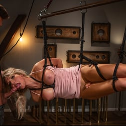 Kayleigh Coxx in 'Kink TS' Kayleigh Constrained: Kayleigh Coxx Serves Her Master Dominic Pacifico (Thumbnail 8)