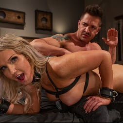 Kayleigh Coxx in 'Kink TS' Kayleigh Constrained: Kayleigh Coxx Serves Her Master Dominic Pacifico (Thumbnail 14)