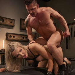 Kayleigh Coxx in 'Kink TS' Kayleigh Constrained: Kayleigh Coxx Serves Her Master Dominic Pacifico (Thumbnail 20)