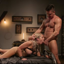 Kayleigh Coxx in 'Kink TS' Kayleigh Constrained: Kayleigh Coxx Serves Her Master Dominic Pacifico (Thumbnail 23)