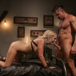 Kayleigh Coxx in 'Kink TS' Kayleigh Constrained: Kayleigh Coxx Serves Her Master Dominic Pacifico (Thumbnail 24)