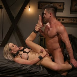 Kayleigh Coxx in 'Kink TS' Kayleigh Constrained: Kayleigh Coxx Serves Her Master Dominic Pacifico (Thumbnail 26)