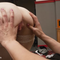 Kelli Lox in 'Kink TS' Barbary Rose will do Anything for a Loan. (Thumbnail 13)