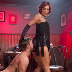Kendra Sinclaire in 'Kink TS' demands to fuck and get fucked! (Thumbnail 1)