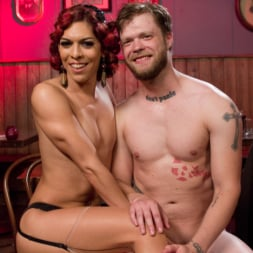 Kendra Sinclaire in 'Kink TS' demands to fuck and get fucked! (Thumbnail 6)