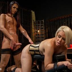 Khloe Kay in 'Kink TS' Worship Khloe: Submissive Helena Locke Devotes Herself to Mistress Kay (Thumbnail 9)