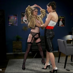 Korra Del Rio in 'Kink TS' The Audition: Korra Del Rio Puts Young Model Bunny Colby to the Test (Thumbnail 2)