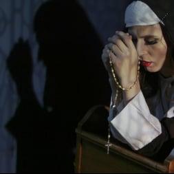 Korra Del Rio in 'Kink TS' The Naughty Nun: Korra Del Rio Punishes Disgraceful Sinner DJ (Thumbnail 2)