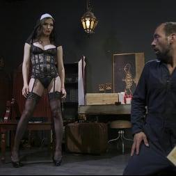 Korra Del Rio in 'Kink TS' The Naughty Nun: Korra Del Rio Punishes Disgraceful Sinner DJ (Thumbnail 3)
