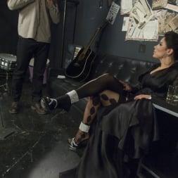 Laela Knight in 'Kink TS' Gonna Make Love in this Club - Laela Knight Fucks a Line Jumper (Thumbnail 2)