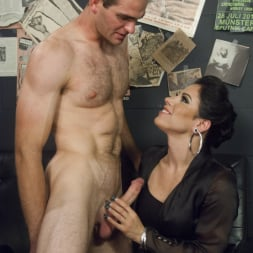Laela Knight in 'Kink TS' Gonna Make Love in this Club - Laela Knight Fucks a Line Jumper (Thumbnail 3)