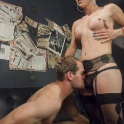 Laela Knight in 'Kink TS' Gonna Make Love in this Club - Laela Knight Fucks a Line Jumper (Thumbnail 5)