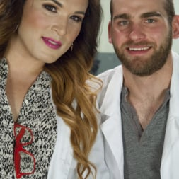 Lana Knight in 'Kink TS' Playing Doctor with Her Study Partner: The Debut of Lana Knight. (Thumbnail 1)