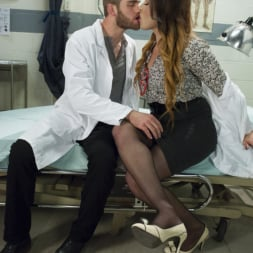 Lana Knight in 'Kink TS' Playing Doctor with Her Study Partner: The Debut of Lana Knight. (Thumbnail 2)