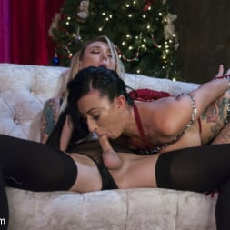 Lily Lane in 'Kink TS' All Lily Lane wants for Christmas is a Nice Hard Cock (Thumbnail 1)