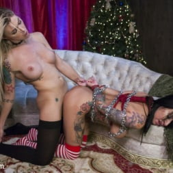 Lily Lane in 'Kink TS' All Lily Lane wants for Christmas is a Nice Hard Cock (Thumbnail 10)