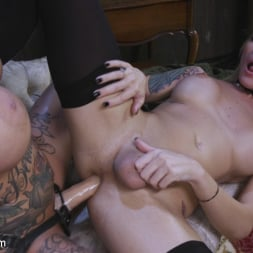 Lily Lane in 'Kink TS' All Lily Lane wants for Christmas is a Nice Hard Cock (Thumbnail 19)