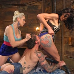 Lorelei Lee in 'Kink TS' Cocky Playboy Shamed and Dominated in Wild Two on One Threesome! (Thumbnail 4)