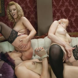 Lorelei Lee in 'Kink TS' Kelli Lox is tricked, put in bondage then fucked in front of the world (Thumbnail 11)