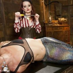 Maci May in 'Kink TS' Mermaid Cock punishment for Captain who Torments the Syren (Thumbnail 12)