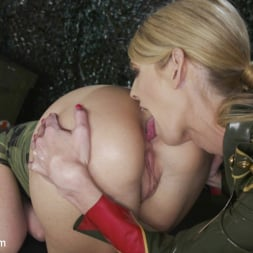 Mandy Mitchell in 'Kink TS' Private Fox is hiding launch codes in her Box (Thumbnail 13)
