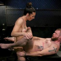 Melanie Brooks in 'Kink TS' Pulling Rank: Dirty Hot Cop Melanie Brooks Fucks Evidence Room Boy (Thumbnail 9)