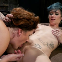 Mercy West in 'Kink TS' Shelter Slut: Mercy West and Allysa Etain Fuck to save humanity! (Thumbnail 8)