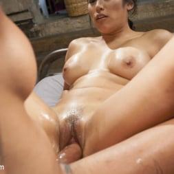 Mia Li in 'Kink TS' ERotic Nuru Massage on a hot TS with HUGE COCK!! (Thumbnail 7)