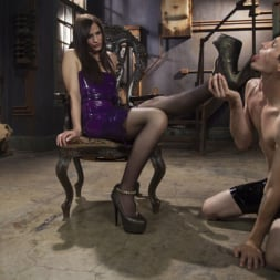 Michelle Firestone in 'Kink TS' Her Rock Hard Dominate Cock and Exquisite Toes! (Thumbnail 11)