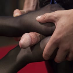 Michelle Firestone in 'Kink TS' Her Rock Hard Dominate Cock and Exquisite Toes! (Thumbnail 13)