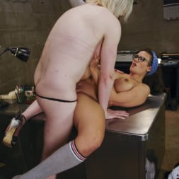 Miss Jane Starr in 'Kink TS' Poor Little Rich Girl Doesn't know how to say No to a greased up Mechanic (Thumbnail 13)
