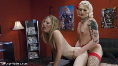 Mona Wales - LARP comic book Fans fuck and suck ass pussy and cock (Thumb 06)