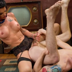 Morgan Bailey in 'Kink TS' Cherry Pie and Her Throbbing Dripping Hard Cock! (Thumbnail 2)