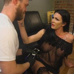 Morgan Bailey in 'Kink TS' EMT Takes Morgan Bailey's BFD (Thumbnail 1)