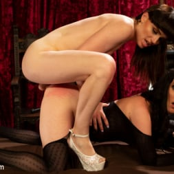 Natalie Mars in 'Kink TS' Booty Calls Episode 3: Natalie Mars and Cherry Torn's Kinky Flip Fuck (Thumbnail 7)
