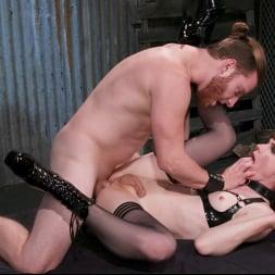 Natalie Mars in 'Kink TS' Laid Bare: Natalie Mars Tied Up, Beaten, and Fucked by Sebastian Keys (Thumbnail 29)