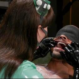 Natalie Mars in 'Kink TS' Latex Predator: Natalie Mars Captures and Fucks Dillon Diaz (Thumbnail 5)