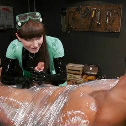 Natalie Mars in 'Kink TS' Latex Predator: Natalie Mars Captures and Fucks Dillon Diaz (Thumbnail 7)