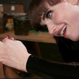 Natalie Mars in 'Kink TS' Latex Predator: Natalie Mars Captures and Fucks Dillon Diaz (Thumbnail 25)