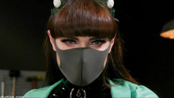 Natalie Mars in 'Latex Predator: Natalie Mars Captures and Fucks Dillon Diaz'