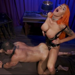 Natalie Mars in 'Kink TS' Luscious Ladies In Latex: A TS Seduction Collection (Thumbnail 18)