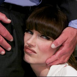 Natalie Mars in 'Kink TS' Schoolgirl Snitch: Natalie Mars Punished and Fucked by Headmaster (Thumbnail 7)