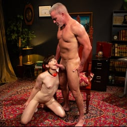 Natalie Mars in 'Kink TS' Schoolgirl Snitch: Natalie Mars Punished and Fucked by Headmaster (Thumbnail 16)