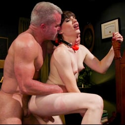 Natalie Mars in 'Kink TS' Schoolgirl Snitch: Natalie Mars Punished and Fucked by Headmaster (Thumbnail 19)