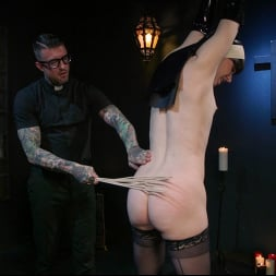 Natalie Mars in 'Kink TS' Thank You Father: Sister Natalie Mars Suffers for Her Desires (Thumbnail 4)