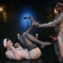 Natalie Mars in 'Kink TS' Thank You Father: Sister Natalie Mars Suffers for Her Desires (Thumbnail 19)