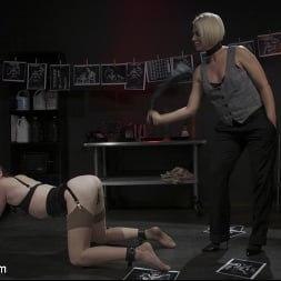 Natalie Mars in 'Kink TS' The Smut Peddlers: Part Two Helena Locke and Natalie Mars (Thumbnail 1)
