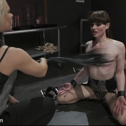 Natalie Mars in 'Kink TS' The Smut Peddlers: Part Two Helena Locke and Natalie Mars (Thumbnail 4)