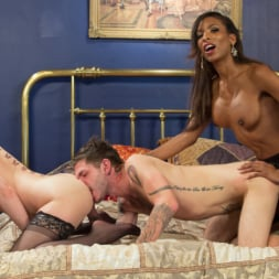 Natassia Dreams in 'Kink TS' Cherry lures boytoy for deep ass pounding 3some with Natassia's cock! (Thumbnail 17)