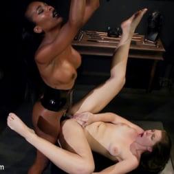 Natassia Dreams in 'Kink TS' Natassia Dreams' Slutty Leather Sex Kitten, Ella Nova (Thumbnail 13)